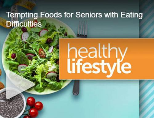 Tempting Foods for Seniors with Eating Difficulties