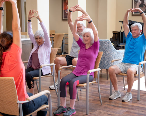 Fun Lifestyle for Seniors at Aravilla Clearwater Memory Care
