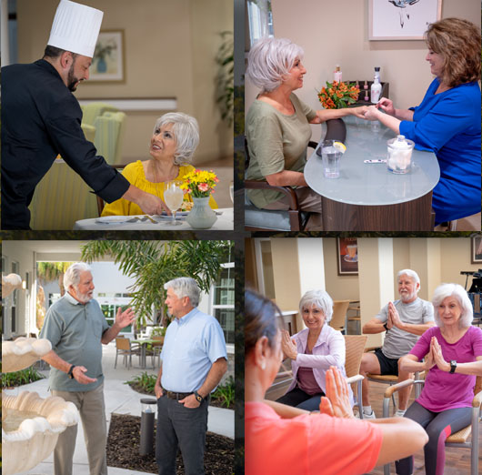 Senior Living at Aravilla Memory Care